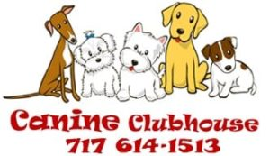 Canine Clubhouse PA Logo