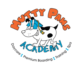 Mutty Paws Logo