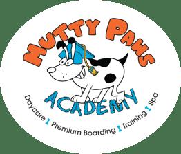 Mutty Paws Logo