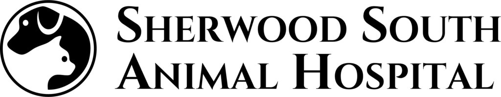 Sherwood South Animal Hospital Logo