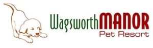 Wagsworth Manor Pet Resort Logo