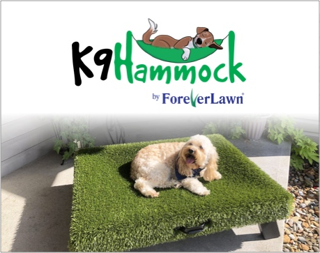 k9grass hammock promo-1